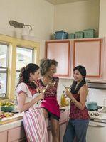 Comment écrire un livre de recettes de famille réussie