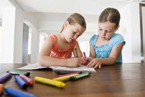Coloriages & Fun Jeux pour les enfants à faire