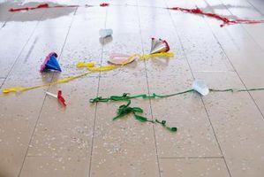 Comment utiliser banderoles Comme Décorations pour l'anniversaire d'un enfant