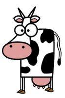 Comment dessiner une vache tape par tape - Dessiner une vache ...