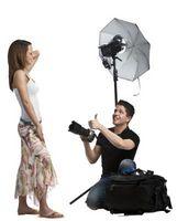 Comment connecter un parapluie pour un Nikon SB600