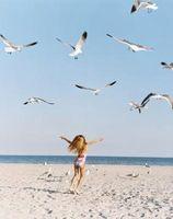 Places pour les oiseaux de vivre librement dans les parcs nationaux