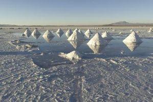 Comment séparer le sel de l'eau
