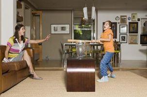 Comment discipliner les enfants en équipe
