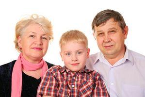 Cadeaux pour les futures grands-parents