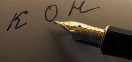 Comment envoyer un Montblanc Pen pour réparation