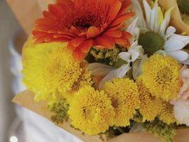 Automne Bouquets de mariage de fleur