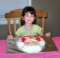 Jeux de fête d'anniversaire pour les enfants âgés de six ans