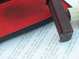 Comment trouver Enregistré fiducies familiales Documents