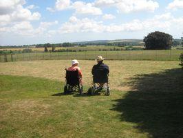 Activités pour les handicapés et mentalement handicapés