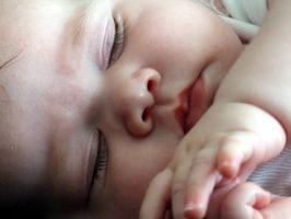 Comment briser les mauvaises habitudes de sommeil chez un bébé