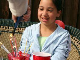 Idées de décoration pour fête d'anniversaire d'une fille