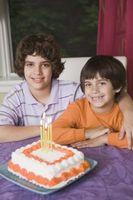 Les meilleures idées de fête d'anniversaire pour préadolescent garçons