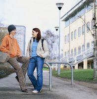 Comment effectuer sur un Conversasion Avec une fille que vous aimez