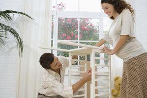 Kindercraft Crib Instructions