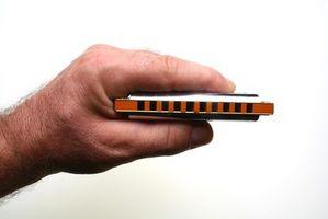 Comment utiliser Harmonica Notation