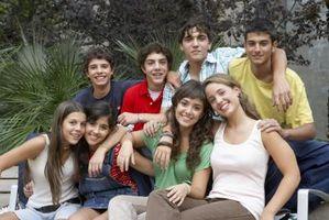 Faits sur l'insécurité chez les adolescents