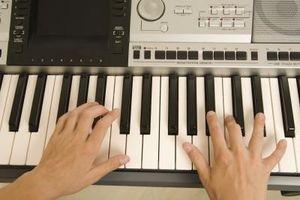 Information sur un clavier Yamaha PSR 540