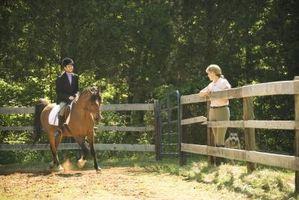 Comment choisir le bon équitation Selle pour votre cheval