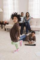 Les activités du Mouvement des enfants