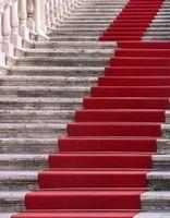 Quelle est la signification du tapis rouge?