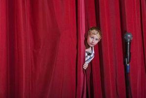 Comment faire du théâtre éclairage de scène des enfants