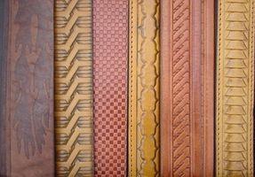 Crafter en cuir Outils
