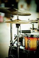 Comment nettoyer Chrome sur Vintage Drums