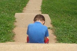 Effets émotionnels des enfants en famille d'accueil