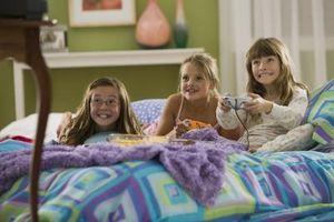 Idées pour une Brownie Girl Scout Slumber Party
