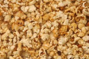 Qu'est-ce que Kettle Popcorn?