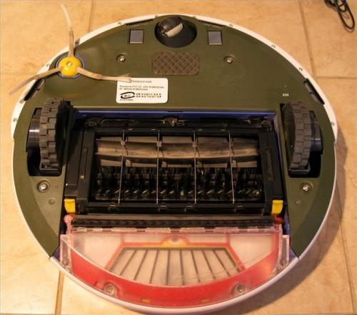 Comment nettoyer complètement Roomba intérieur et l'extérieur
