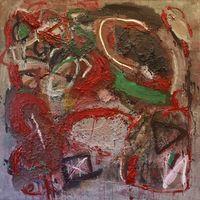 Étape par étape les instructions pour une peinture abstraite acrylique