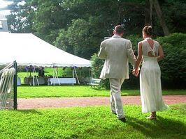 Comment faire pour trouver un lieu de mariage bon marché