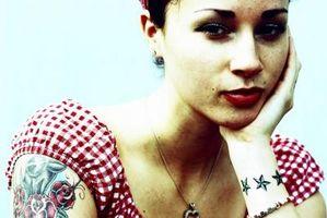 Techniques de tatouage de base