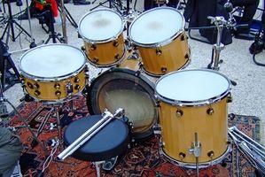 Comment jouer tambour Fills