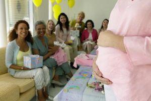 Comment décorer une Baby Shower Favor Box