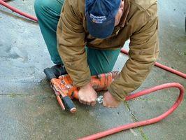 Comment faire pour dépanner une pompe compresseur d'air