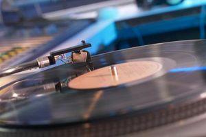Meilleure façon de nettoyer les albums de disque vinyle