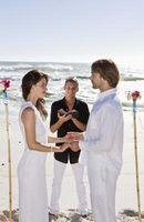 Techniques de photographie pour une réception de mariage