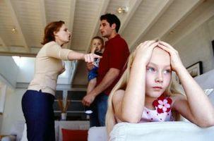 Comment traiter les problèmes de la famille pour les enfants