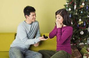 Comment savoir se il est proche de vous demander en mariage