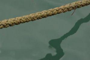 Comment Braid une corde d'escalade
