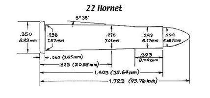 Comment transformer votre 22 Hornet Dans un carabine à air comprimé à temps partiel