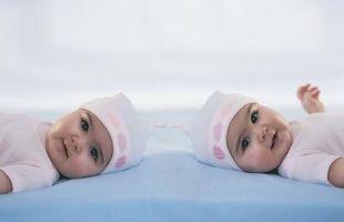 Quoi acheter des nouveau-nés de filles jumelles