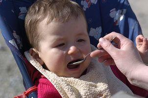 Comment faire pour démarrer les nouveau-nés sur les aliments pour bébés