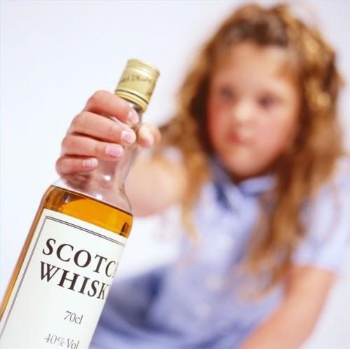 Comment arrêter Underage Drinking