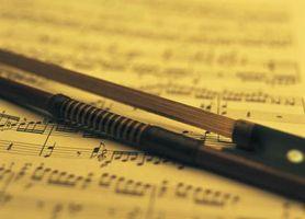 Comparaison des Archets pour violons
