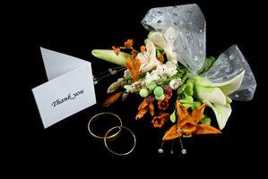 Etiquette de mariage pour la mariée et le marié