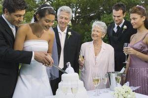 Les parents de la mariée Wedding Etiquette